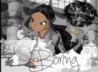Layla/Aisha Boring by BloomciaArt