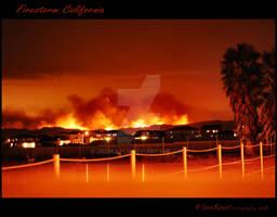 Firestorm California