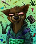 Mello stoner dog