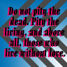 Pity the dead by angelsins