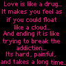 Love is a drug by angelsins