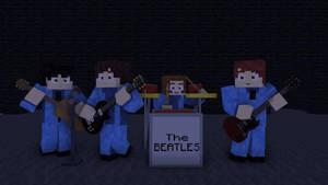 The Beatles Mine imator Render