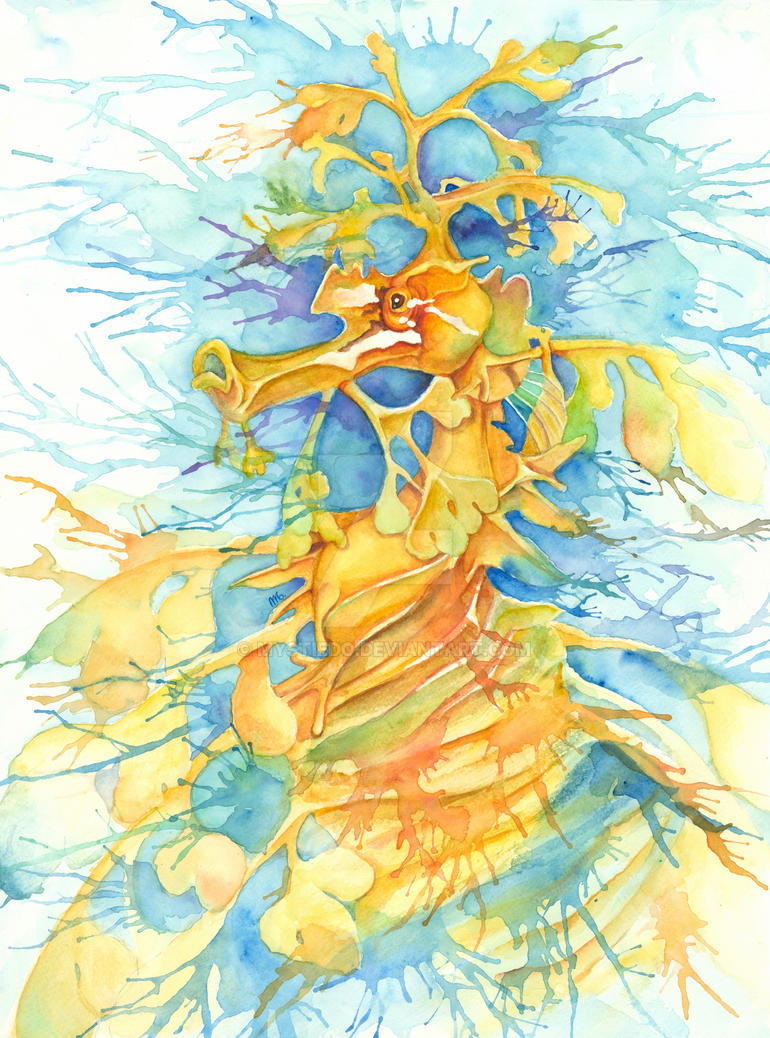 Water Illusion by mystiedo