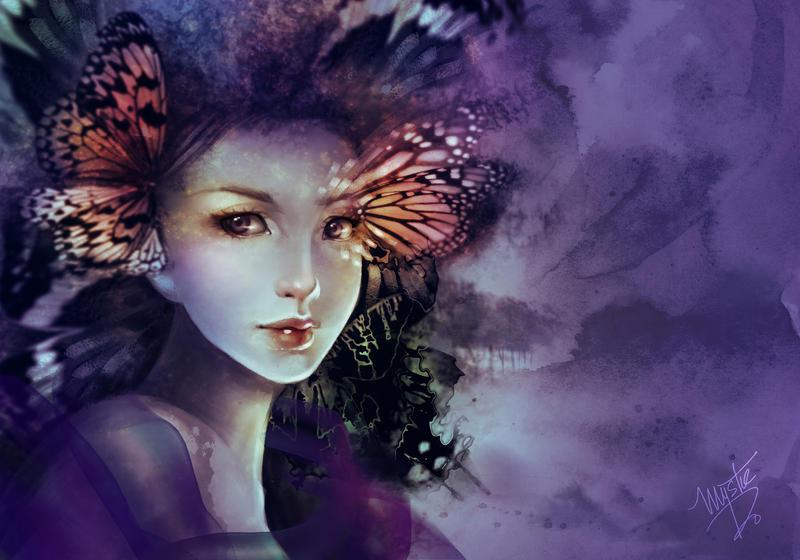 Midsummer Night's by mystiedo