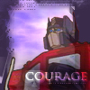 Optimus Prime: Courage by NightyIcons
