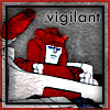 Red Alert: Vigilant by NightyIcons