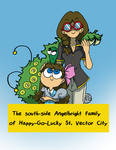 The Angelbright Family