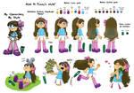 Growing Around: Tester Model Sheet