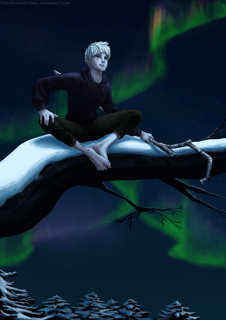 ROTG: Aurora Borealis by Hubedihubbe