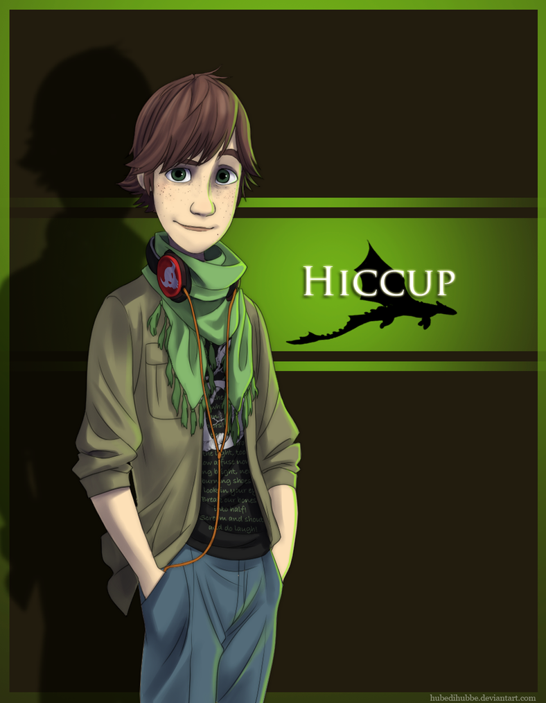 Hot-damn Hiccup by Hubedihubbe