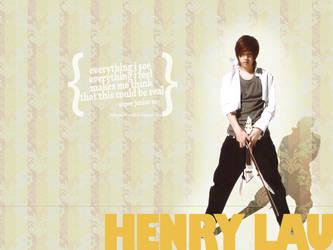 Henry Lau by mkiseasytospell