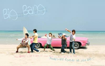 Big Bang Summer by mkiseasytospell