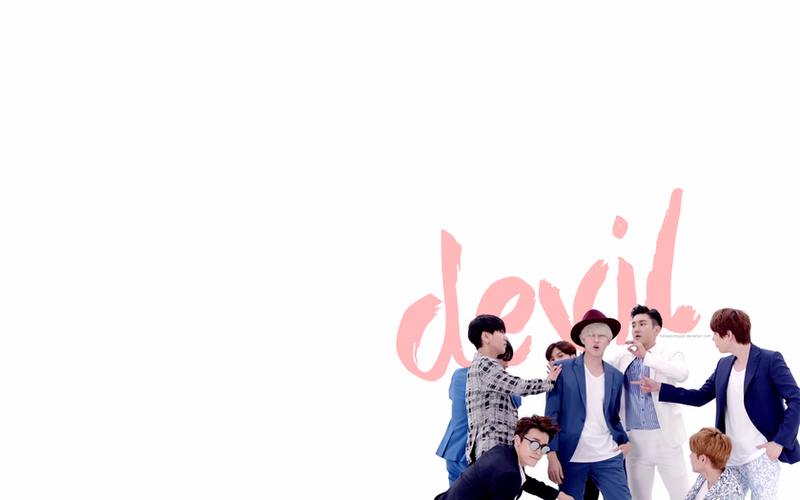 Super Junior  Devil Wallpaper by mkiseasytospell on DeviantArt