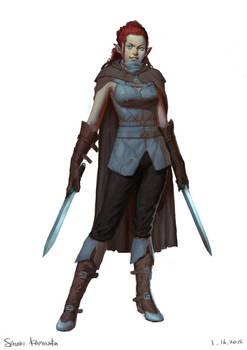 Nea - Elvin Assassin