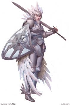 Bird Knight