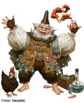 Bahkan - Potion Master