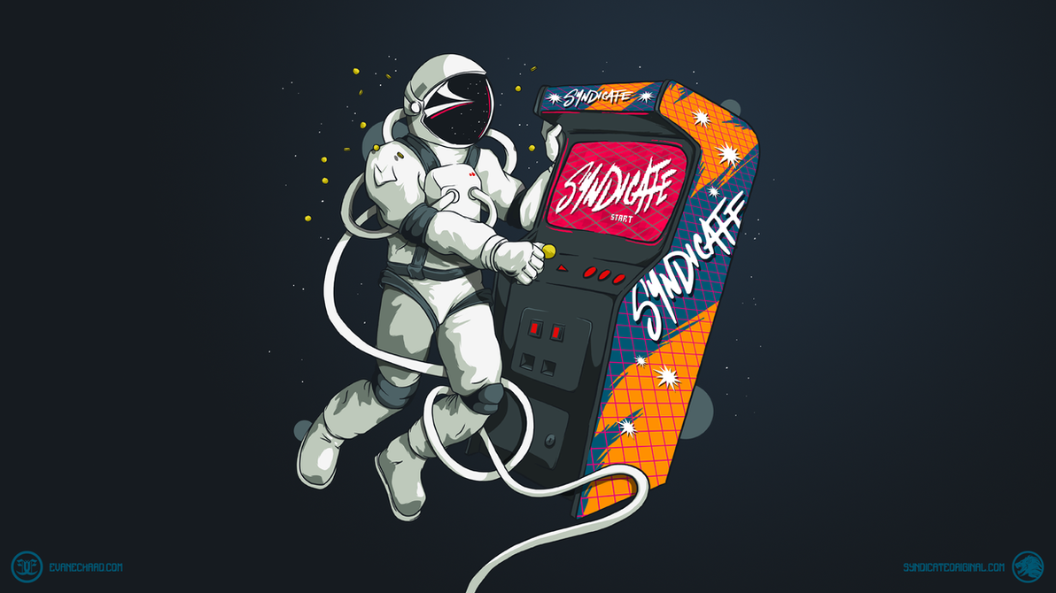 Syndicate Spaceman Wallpaper By XLuustHD