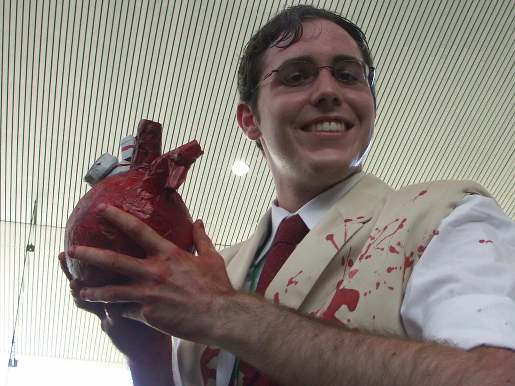 Otakon 2011: Have a Heart by lunanotikdeo