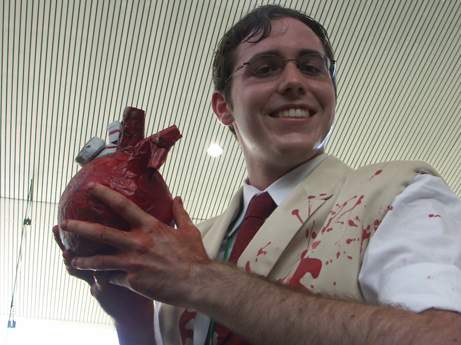 Otakon 2011: Have a Heart by lunanotikdeo