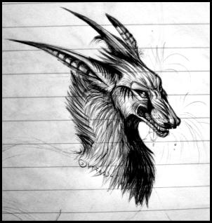 Vernid sketch ::::::::::::::::::........ by RottenHiro