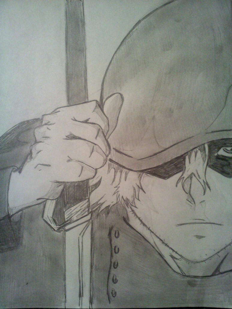 Kisuke Urahara by epicpwnage2100