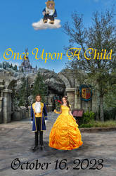 Beauty and the Beast: Once Upon A Child by bbangle