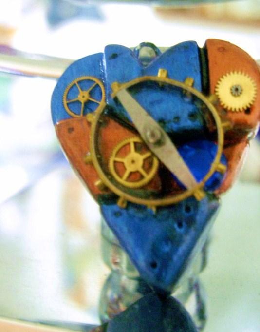 Steampunk Heart:Secret Beneath by Cevangel