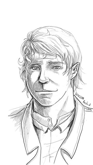 Note - 04 - Bilbo by Mwendigo