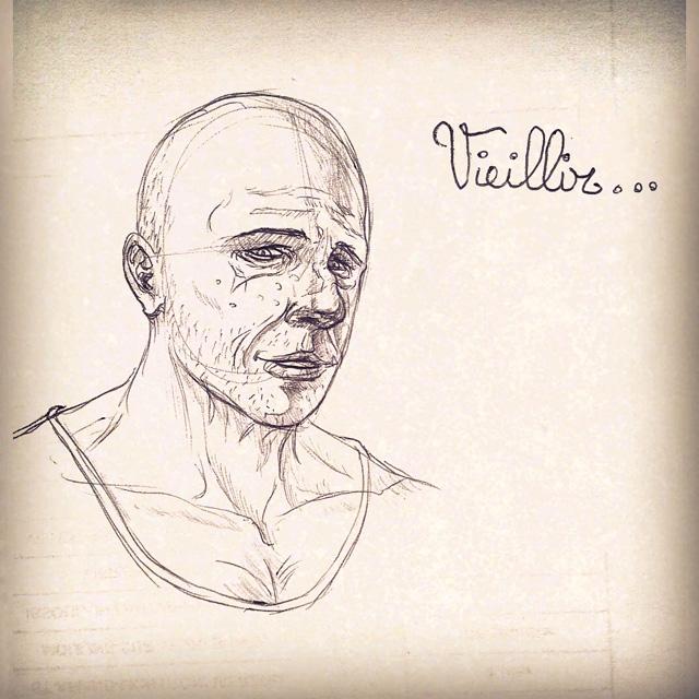 Instagram - 10 - Vieillir by Mwendigo