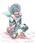 My Hero Academia - Deku - Izuku Midoriya