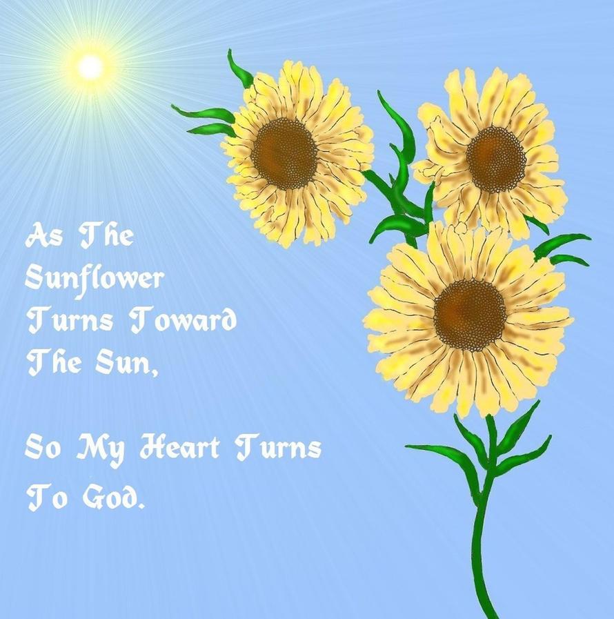 Sunflower ( Happy Birthday, Lucy) by Peekeeboo on DeviantArt
