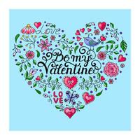Be My Valentine 2020 by Peekeeboo