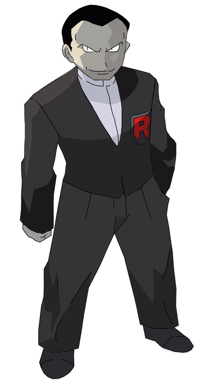 Pokemons para o geovani   Team_rocket_boss_giovanni_by_anime_fan001-d4ycjy1