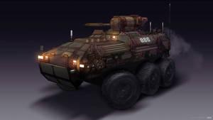 SSU Vehicle