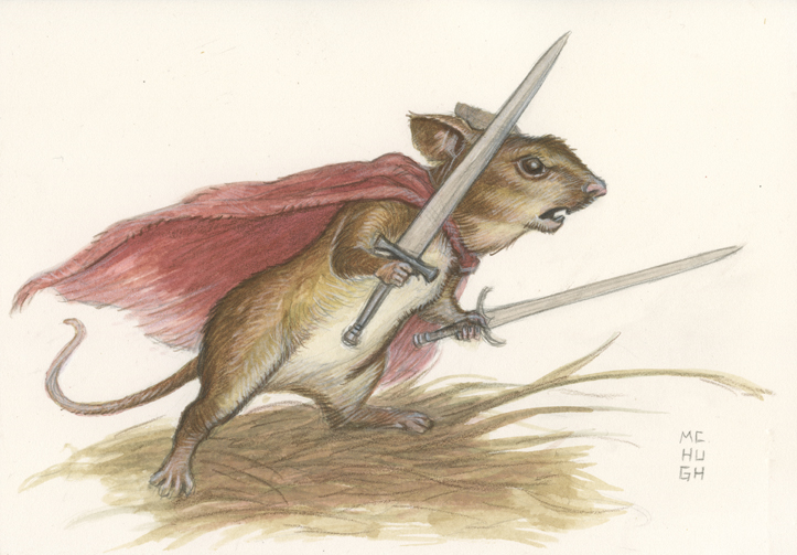 Image result for Mouse warrior