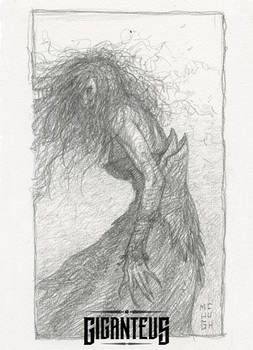 Giganteus -- Rook hag sketch