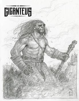 Giganteus--Meditation Sketch