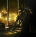 Deus Ex Adam HD 100 Megapixels