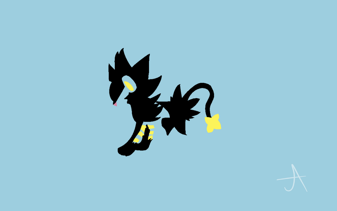 Luxray Wallpaper By DarkSunshine1025