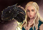 Game of Thrones --- Daenerys Targaryen