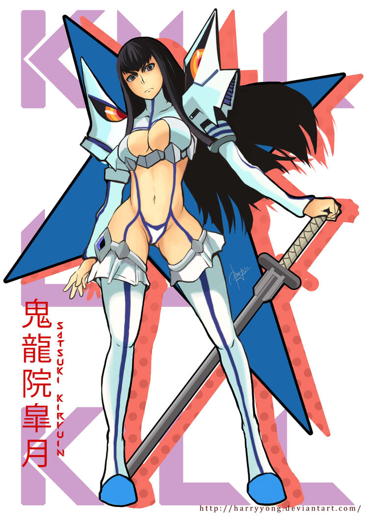 Satsuki Kiryuin...
