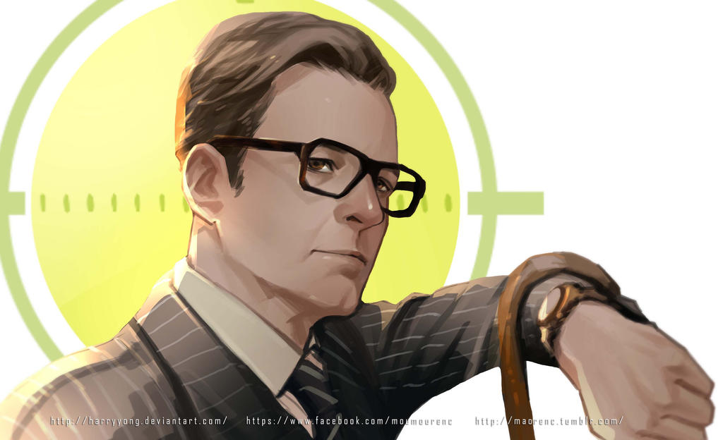 Kingsman Harry Hart by...