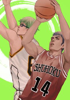 MIdorima and Mitsui