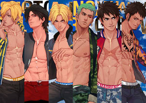 One Piece Fashion