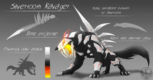 RWBY - Silvertooth Ravager