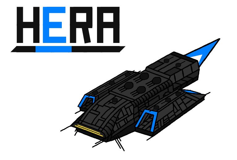 Hera Class 'Backbone' Battlestar (Lvl 6) by prokhorvlg