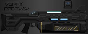 Vepr Industries - CQC Assault Rifle 'Perevav'