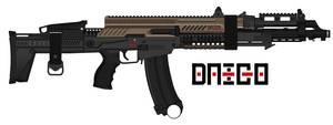 Daico - AL-09 'Lekmaximov' Assault Rifle