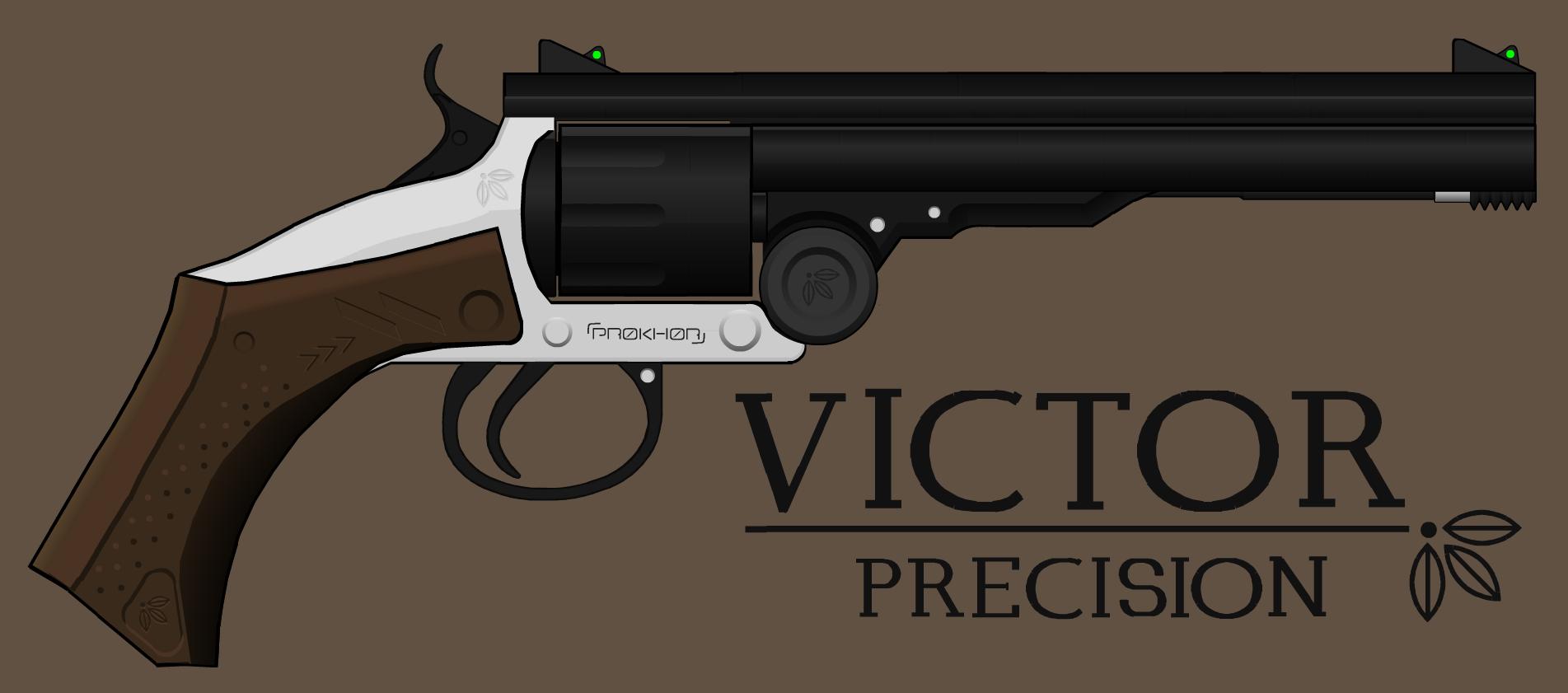 Victor Precison - Kaban Long Revolver by prokhorvlg
