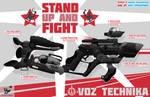 [PRES] VOZ Technika: Hybrid Laser/Photonic Rig